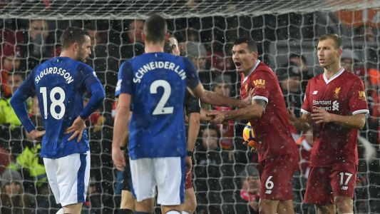 Lovren branded 'immature and naive' for concession of costly derby penalty