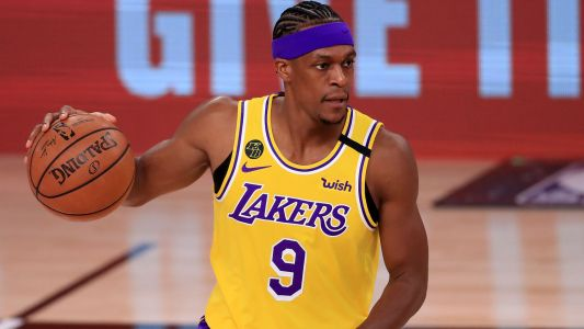 Will Rajon Rondo play in Game 1 vs. Nuggets? Latest updates on Lakers guard's back injury
