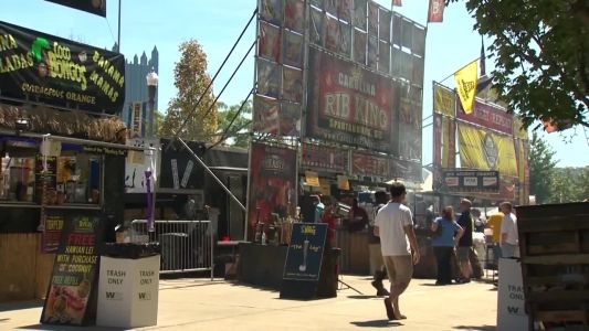 Schedule of events, music announced for Heinz Field Kickoff and Rib Fest