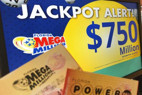 Here are the winning numbers for Mega Millions' Friday drawing for $750 million
