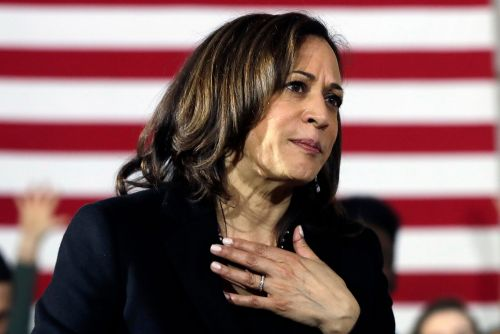 Kamala Harris 'sad, frustrated and disappointed' over Jussie Smollett arrest