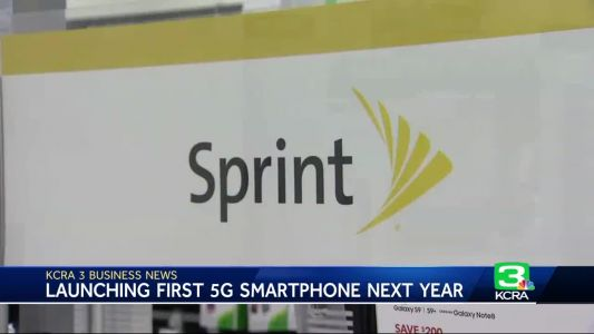 Business News: Sprint and LG launching first 5G phone in 2019