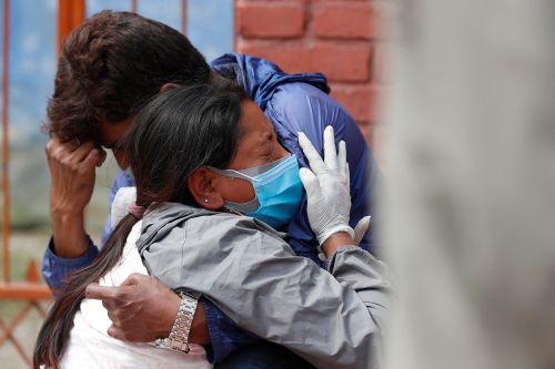 Doctors in Nepal warn of major crisis as COVID-19 cases surge