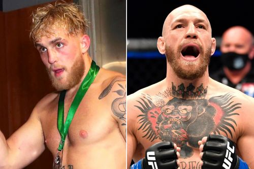 Jake Paul completely enjoyed seeing Conor McGregor lose
