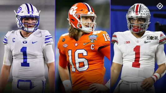 NFL QB mock draft: Every team's chances of drafting a quarterback in 2021 first round