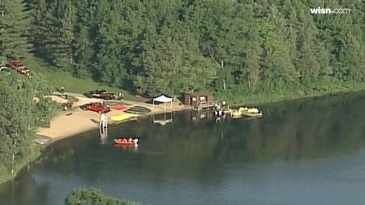 News Chopper 12 above recovery effort for 14-year-old swimmer