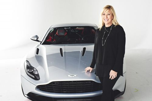Aston Martin appoints first-ever female president