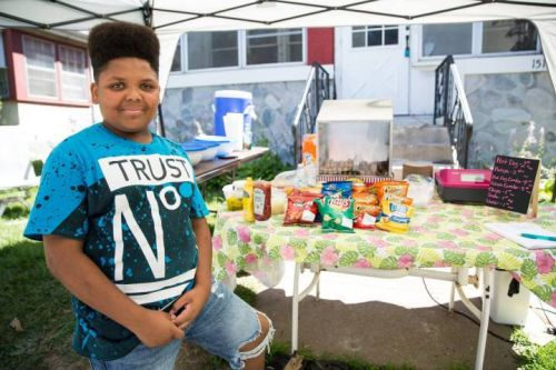 Minneapolis Community Helped 13-Year-Old After Complaints That He Opened A Hot Dog Stand