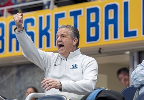 John Calipari comes to WPIAL championships for his old high school coach