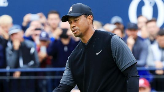 British Open 2018: Tiger Woods inside cut line but 'could have cleaned up my round'