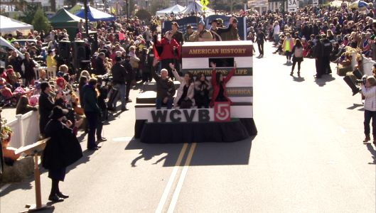 America's Hometown Thanksgiving Parade marches through Plymouth