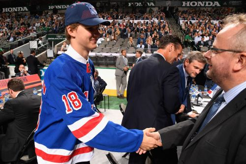 Rangers look to Russian teen to reverse 55 years of draft futility
