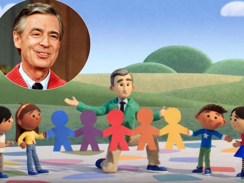 Google Doodles' tribute to 'Mister Rogers' Neighborhood' has fans sharing heartwarming responses