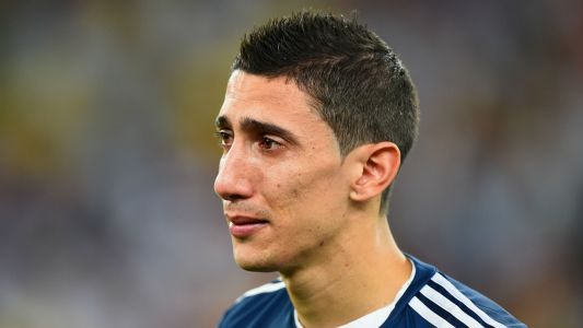 Di Maria reveals how Real Madrid stopped him from playing in 2014 World Cup final