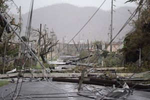 Puerto Rico stunned at the damage of Maria