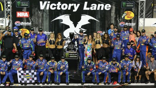 NASCAR at Bristol: TV schedule, standings, qualifying drivers for the Bass Pro Shops NRA Night Race
