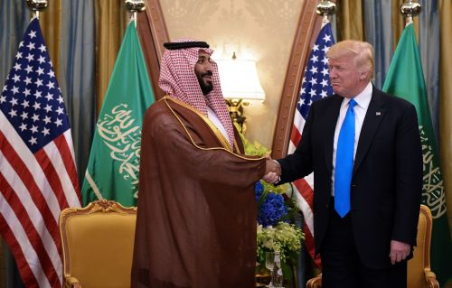 House oversight committee finds Trump appointees work as nuclear shills for Saudi
