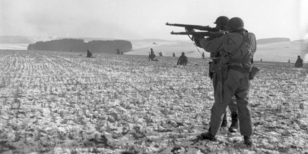 74 years ago, the Nazis launched their last great western offensive of World War II - here are 13 photos of the Battle of the Bulge