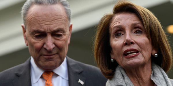 Democrats are demanding at least $500 billion in additional emergency coronavirus relief spending to aid hospitals, state governments and shore up food stamps
