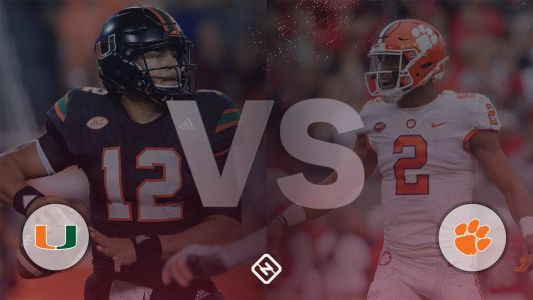 College Football Playoff Rankings: Could Clemson, Miami both make playoff?