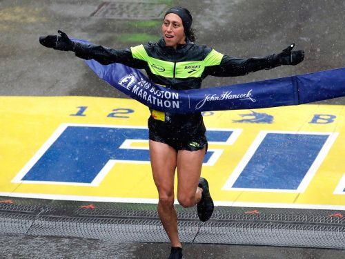 A look inside Boston Marathon champion Des Linden's daily routine, which features 12-mile morning runs and two breakfasts