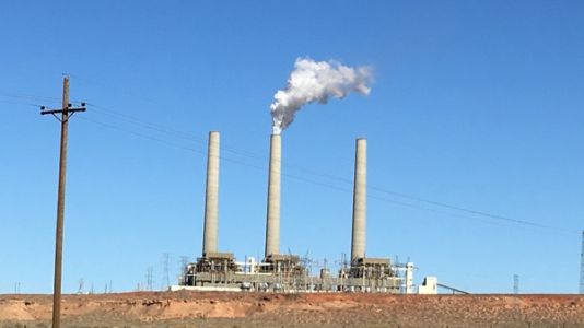 Looming Shutdown Of The Navajo Generating Station Means New Jobs Far From Home