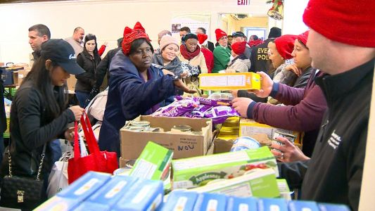 Local food pantry offers extra help during holidays