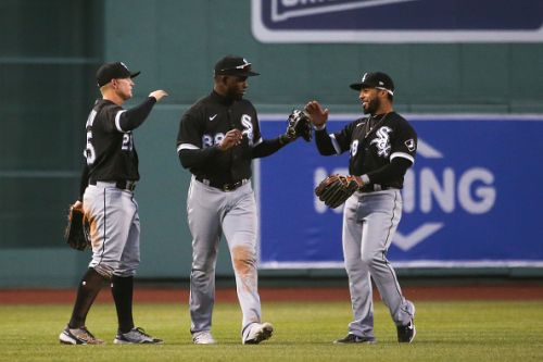 The White Sox have plenty of positives in a doubleheader sweep of the Red Sox