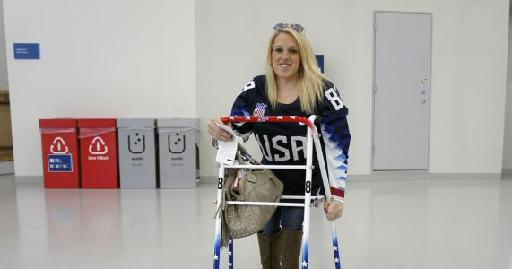 Paralympics: Disabled people experience accessibility issues