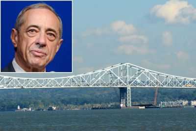Senate leader wants to name Tappan Zee after Mario Cuomo