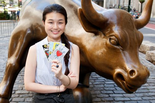 Meet the psychic that big-money Wall Street traders depend on