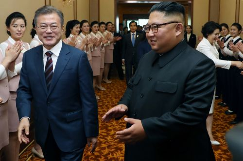 North and South Korea want to co-host the 2032 Olympics