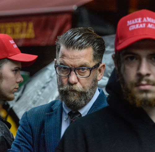 Gavin McInnes is having a really bad Monday