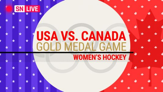USA vs. Canada: Live score, updates from Olympic women's hockey gold-medal game