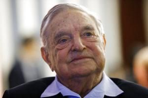 Police find explosive device at billionaire George Soros' home