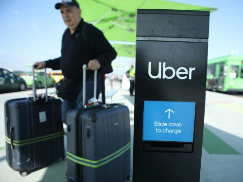 Uber drivers scared of coronavirus are avoiding airport pickups