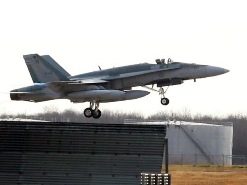 Liberal plan to keep CF-18s flying until 2032 could cost an extra $1.5 billion: report