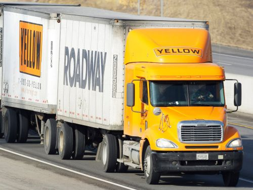 America's fifth-largest trucking company 'defrauded' the Department of Defense, DOJ suit alleges