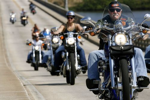 Harley-Davidson shares just hit a six-year low
