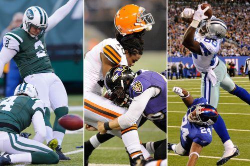 All the football rule changes that are making over the NFL