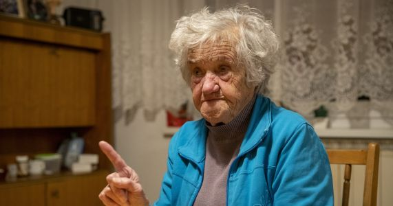 Survivor in Slovenia turns 100 on Holocaust Remembrance Day