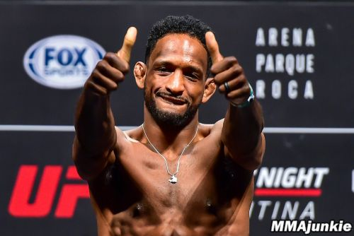 UFC Fight Night 140 play-by-play and live results