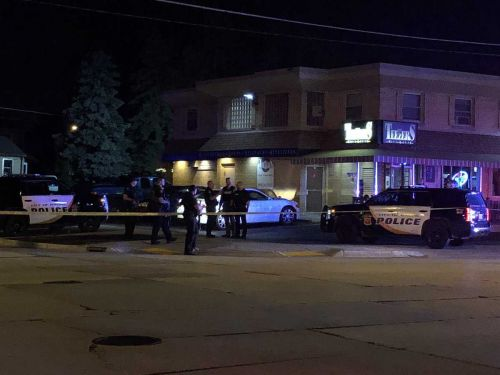 Report: Shots fired in Racine bar