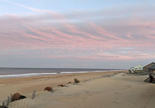 The off-season is the perfect time to visit North Carolina's Outer Banks