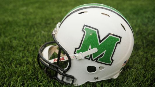Marshall DT Larry Aaron dies after complications from gunshot wound