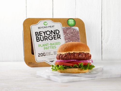 Beyond Meat and Pepsi partner for plant-based protein snacks and drinks