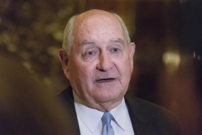 Sonny Perdue on his ag role: A 'great opportunity for America'