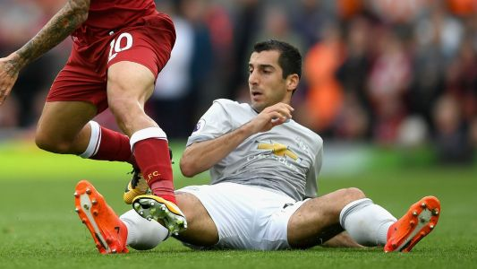 Mourinho slams Mkhitaryan for disappearing in matches
