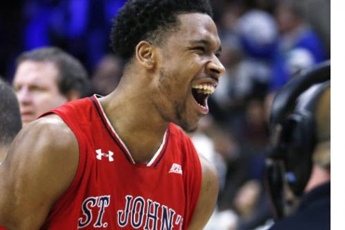 St. John's gets big contributions from this unsung hero