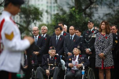 How Untrained Canadian Conscripts Fought and Died in the Defense of Hong Kong
